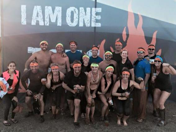 tough mudder team