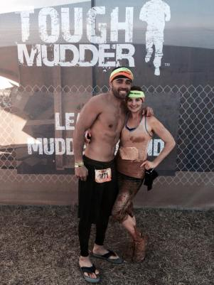 tough mudder pregnant
