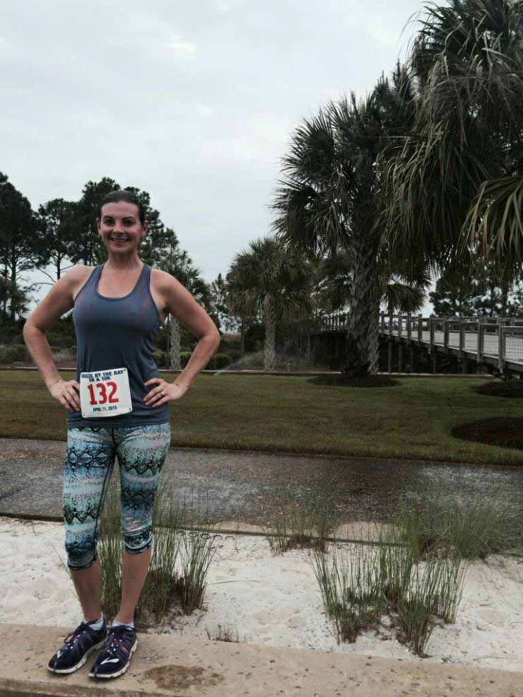 10k while pregnant